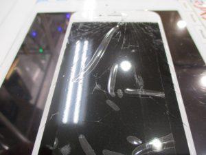 iPhone6,画面割れ,液晶修理,寝屋川市,香里園,枚方市,交野市,門真市,四条畷市,守口市