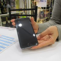 iPhone6,フロントガラス割れ修理,寝屋川,香里園,枚方