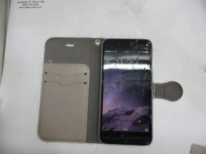 iPhone6,画面割れ修理前写真,寝屋川市,香里園,枚方市