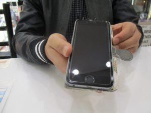 iPhone6,画面割れ修理後写真,寝屋川市,香里園,枚方市