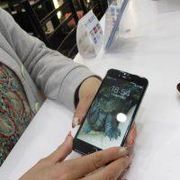 iPhone6,フロントガラス割れ修理,修理後写真