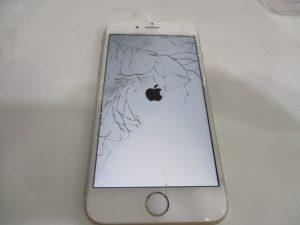 iPhone6,フロントガラス割れ,画面割れ,