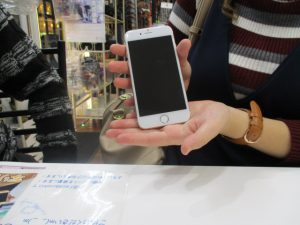 iPhone6,画面割れ修理,お客様