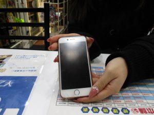 iPhone6水没復旧
