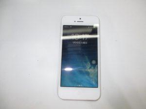 iphone5s液晶修理後