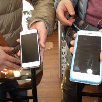 iPhone6のバッテリー交換