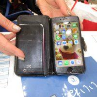 iPhone6sフロントガラス割れ修理