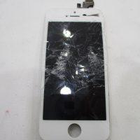 iPhoneのフロントガラス割れ修理