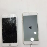 iPhone6液晶画面割れ修理