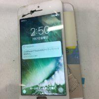 iPhoneSEの画面修理