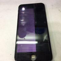 iPhone6の画面が半分映らない修理