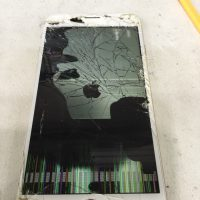 iPhone6sPlus画面割れ修理